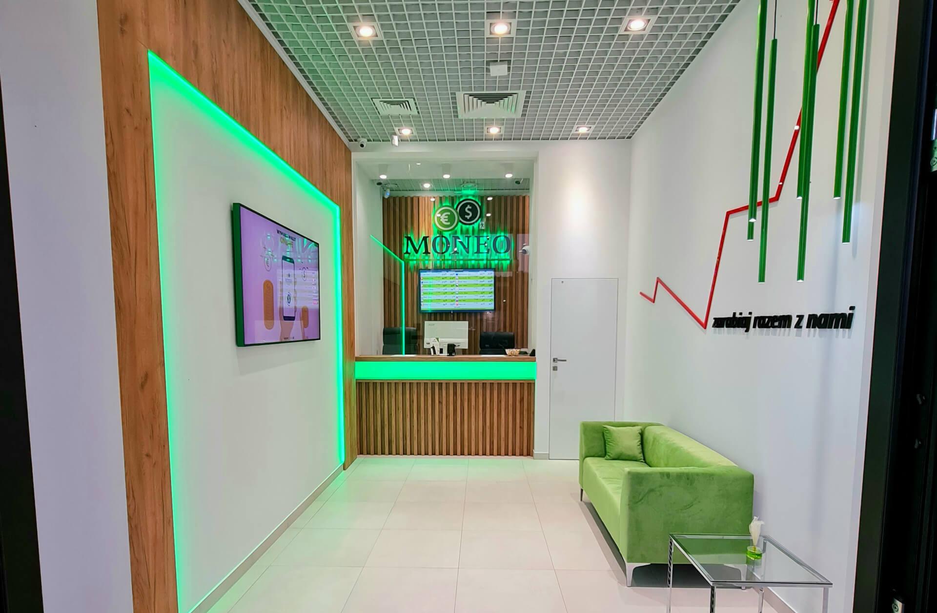 Nowy kantor już otwarty!